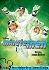 Disney's Minutemen DVD cover art