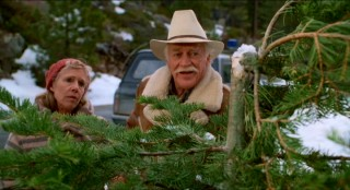 "Richard Farnsworth and Frances Sterhagen relieve suspense, sustain interest, and provide ""spice"" as the gently-bickering Sheriff and wife tracking Paul Sheldon's disappearance."