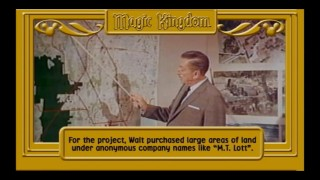 "Walt Disney breaks down the ""Florida Project."""