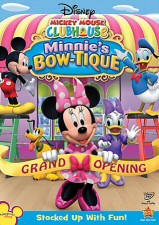Buy Mickey Mouse Clubhouse: Minnie's Bow-tique on DVD from Amazon.com