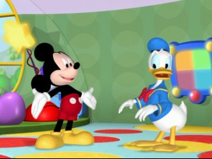 Mickey and Donald have been together for over 70 years, which is a really long time, especially in Hollywood.
