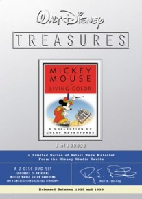 Buy Walt Disney Treasures: Mickey Mouse in Living Color from Amazon.com