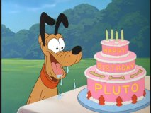 """Pluto's Party"""
