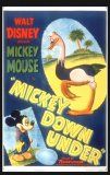"""Mickey Down Under"" Poster from Publicity Gallery"