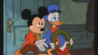 Mickeys Christmas Carol Dvd.Walt Disney Treasures Mickey Mouse In Living Color Volume
