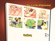"Art Gallery for ""The Little Whirlwind"""
