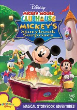 Buy Mickey Mouse Clubhouse: Mickey's Storybook Surprises on DVD from Amazon.com