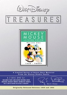 Buy Walt Disney Treasures: Mickey Mouse in Living Color, Volume 2 from Amazon.com