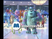 The Monsters, Inc. commercial seen early on in the film is available for stand-alone viewing in the Monsters Only section of the DVD.