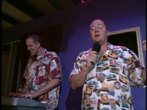 John Lasseter and director Pete Docter deliver some karaoke in the studio's new building, which just happens to be toured just for you on this DVD.