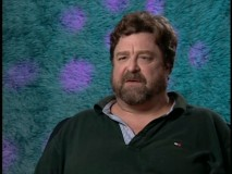 "Actor John Goodman (who looks much older today than he did just five years ago) talks about his role as James P. Sullivan in ""Cast of Characters."""