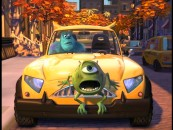"Things don't go so well for our one-eyed friend in ""Mike's New Car"", a 1.33:1 short created for the 2002 Monsters, Inc. DVD and presented in HD on the new Blu-ray."
