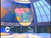 The location flyarounds provide a really need exploration of Monsters, Inc.'s impressive environments.