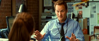 Patrick Wilson plays Adam Bennett, a sympathetic colleague and love interest to Becky.