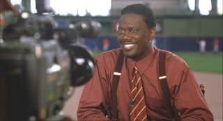 Mr. 3000 (Bernie Mac) flashes his winning smile.