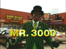 Extended Sequence: Mr. 3000's Mini-Mall Promo