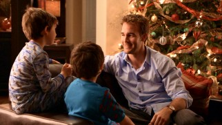 Admit it: the idea of Dawson Leery (James Van Der Beek) playing a Dad makes you feel old.