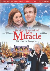Debbie Macomber's Mrs. Miracle (2009) DVD cover art - click to buy from Amazon.com