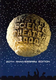 Buy Mystery Science Theater 3000: 20th Anniversary Edition DVD from Amazon.com