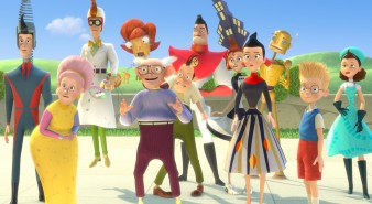 "Meeting the Robinsons may not be the best part, but as a whole ""Meet the Robinsons"" satisfies."