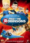 Meet the Robinsons DVD cover art