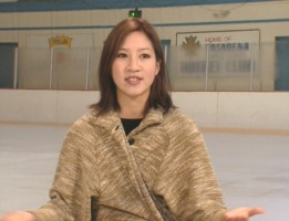 "Michelle Kwan in ""Inspiration on Ice."""