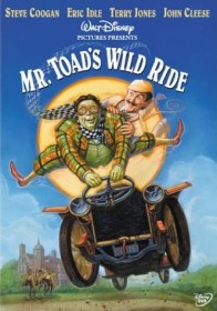 Click to buy Mr. Toad's Wild Ride on DVD from Amazon.com