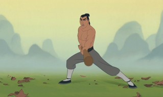 Shang wants to get down to business...to defeat...the Huns.