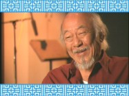 "The ""Voices of Mulan"" hardly gives Pat Morita a chance to wax philosophic. Wax philosophic! Get it?"