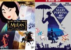Top Preorders: Mulan (Special Edition) and Mary Poppins (40th Anniversary Edition)
