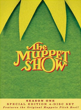 Buy The Muppet Show: Season One from Amazon.com