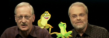 Read our interview with directors John Musker and Ron Clements