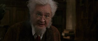 Jim Broadbent plays Professor Kirke, the quirky fellow whose home offers wartime residence to the Pevensies.