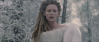"This is our first look at Jadis, the White Witch of Narnia, who provides the ""evil"" quotient in the movie."