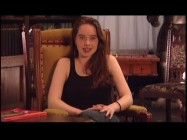 "Anna Popplewell shares her experiences in ""The Children's Magical Journey."""