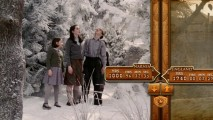 """Legends in Time"" offers a not particularly user-friendly timeline of the events covered in C.S. Lewis's Chronicles of Narnia books."