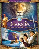 The Chronicles of Narnia: The Voyage of the Dawn Treader Blu-ray + DVD + Digital Copy combo pack cover art -- click to buy from Amazon.com