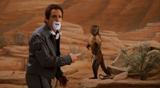 "You won't find many movies with as many monkey slaps as ""Night at the Museum."""