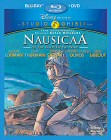 Nausica� of the Valley of the Wind: Blu-ray + DVD cover art