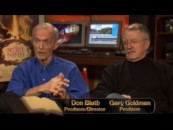 "Don Bluth and Gary Goldman sit down to discuss the making of ""The Secret of NIMH"" in this two-disc set's only featurette."