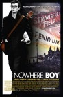 Nowhere Boy (2010) movie poster