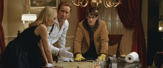 Dr. Gates (Diane Kruger) aids Ben and Riley in their little lemon-based decoding operations.