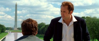 Benjamin Franklin Gates (Nicolas Cage) is so cool that the Washington Monument tends to follow him around.
