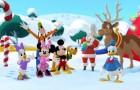 """Mickey Mouse Clubhouse: Mickey Saves Santa and Other Mouseketales"" is 2006's lone holiday Disney DVD. Click for details on this animated Playhouse Disney series' DVD debut."