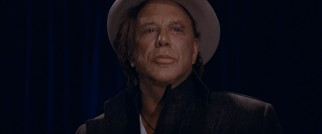 Given an unlikely last minute reprieve, Nate Poole (Mickey Rourke) wanders and finds -- what else? -- a desert freak show.