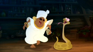 The Princess And The Frog Blu Ray Dvd Review