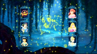 "Ray's firefly family apparently enjoy forming Disney princess portraits. Will you enjoy identifying them in ""What Do You See""?"