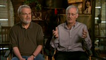"Directors Ron Clements and John Musker discuss how they came onboard with the project in the featurette ""Magic in the Bayou."""