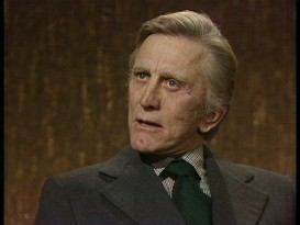 "Much like Michael Douglas today, Kirk Douglas was in his sixties when he gave this interview to British chat show ""Parkinson"" in 1979."