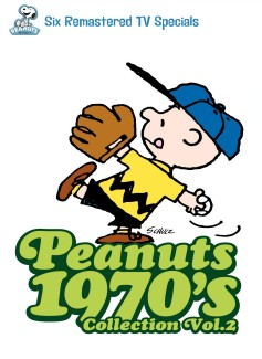Buy the Peanuts 1970's Collection Volume 2 DVD set from Amazon.com